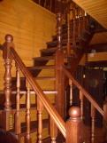 Открытая лестница с поворотом (4 фото) - №11