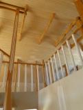 Лестница из массива в частный дом (38) - №33