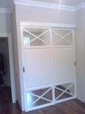 Раздвижные двери из массива