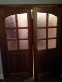 Двери межкомнатные из дерева, фото