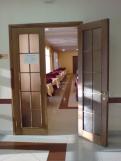 Двери шпонированные (дуб)