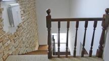 Деревянная лестница в интерьере (13 фото) - №20