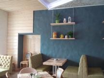 Интерьер и отделка кафе, бара, ресторана
