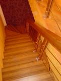 Лестница на центральном косоуре (9 фото) - №10