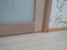 Двери из массива дерева на заказ по эскизам