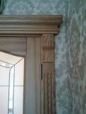 Фото межкомнатных дверей, с остеклением и без