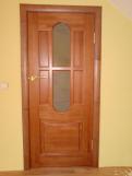 Двери из дерева по размерам заказчика