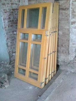 Окна из массива для исторических зданий