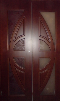 Дверь из массива щитовая, модель 9