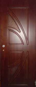Дверь из массива щитовая, модель 8