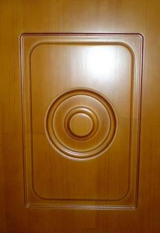 Дверь из массива щитовая, модель 19