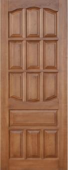 Дверь из массива сосны, модель 2