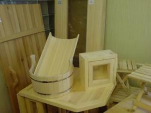 Изделия из дерева для сада и дачи, модель 11