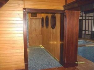 Дверные порталы из натурального дерева