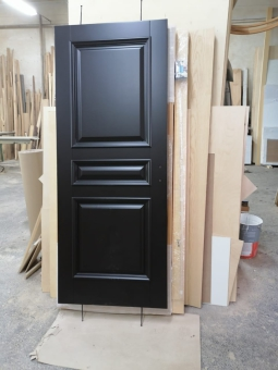 Дверные блоки из массива бука