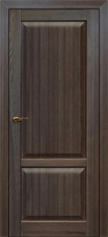 Межкомнатная дверь из массива глухая