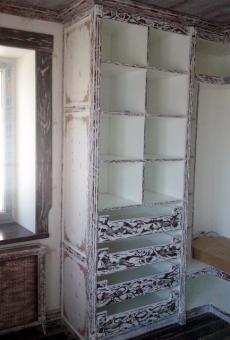 Мебель в стиле Прованс, модель 2