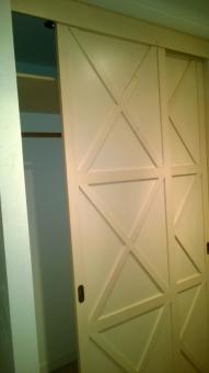 Двери раздвижные в стиле Прованс