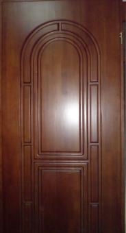 Дверь из массива щитовая, модель 10