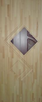 Дверь из массива щитовая, модель 11