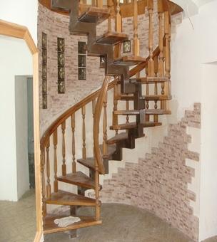 Лестница К27