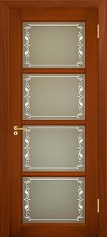 Двери из массива сосны Эконом 3