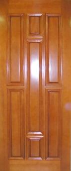 Дверь из массива дерева эконом, модель 1