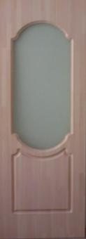 Дверь из массива щитовая, модель 12