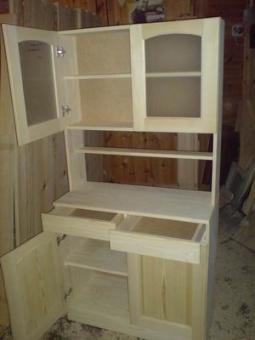 Мебель из массива дерева на заказ