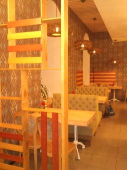 Изделия из массива дерева для баров, ресторанов