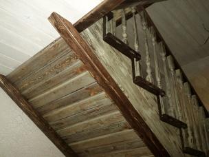 Лестница в стиле Прованс, модель 10
