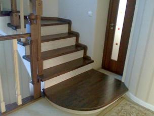 Лестница Д34