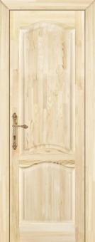 Дверь из массива эконом-класса, модель 18