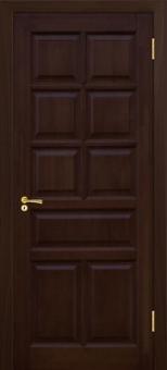 Входные двери из массива сосны