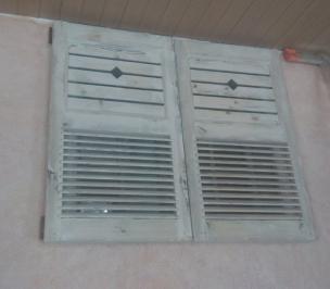 Окна в стиле Прованс, модель 3