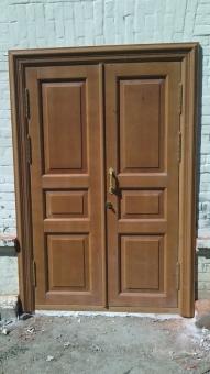 Двери. Верхотурье, Братский корпус
