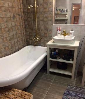 Мебель для ванной массив