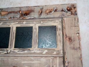 Дверь в стиле прованс, модель 4